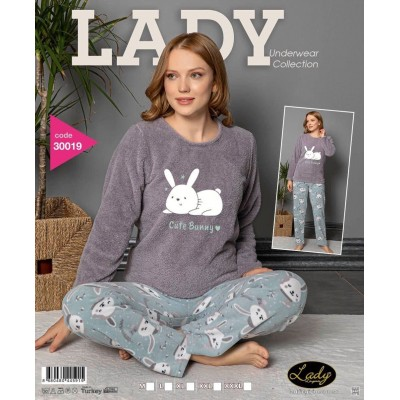 Пижама женская Lady 30019