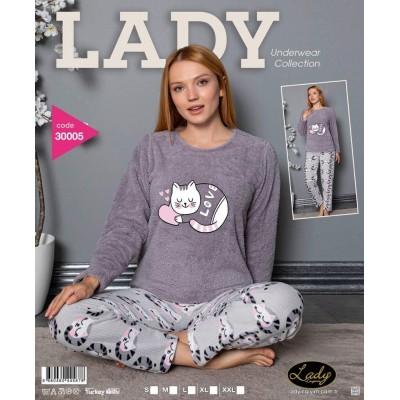 Пижама женская Lady 30005