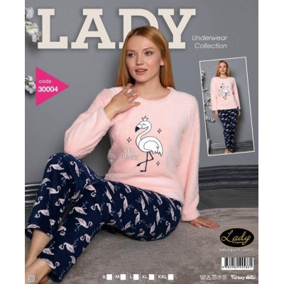 Пижама женская Lady 30004