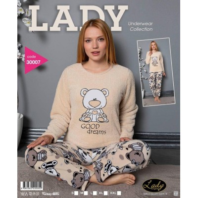Пижама женская Lady 30007