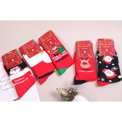Носок Новогодний Термо AURA VIA FSV7839