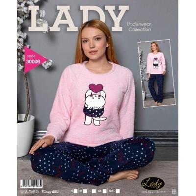 Пижама женская Lady 30006