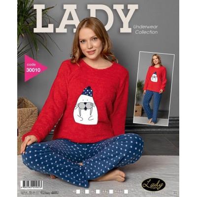 Пижама женская Lady 30010