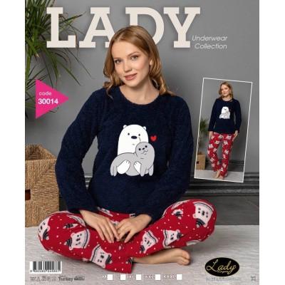 Пижама женская Lady 30014