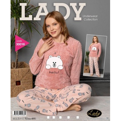 Пижама женская Lady 30016