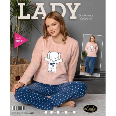 Пижама женская Lady 30011