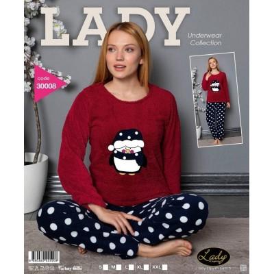 Пижама женская Lady 30008
