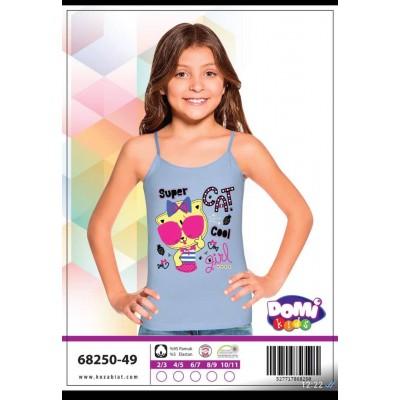 62850-49 Майка Детская девочка DOMI