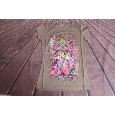 7063 Женская футболка Geso life